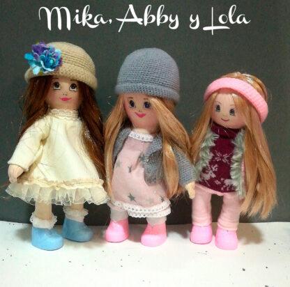 Mika y sus amigas