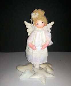 Angel de la estrella