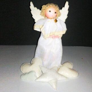 Ángel con cascabel