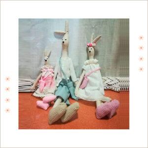 Fauna Mika Dolls