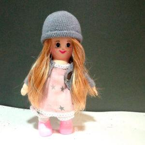 Muñeca decorativa ABBY