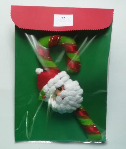 Bastón Papá Noel