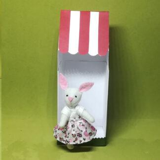 muñeco de fieltro Lola Bunny