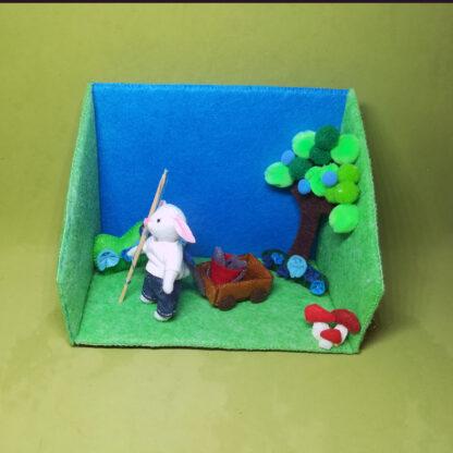 Dany Bunny va de pesca